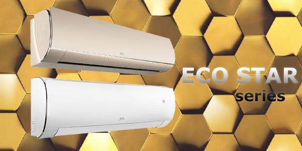 Изображение кондиционера серии Eco Star